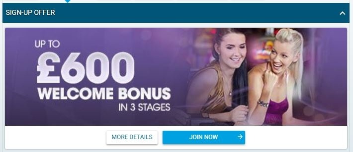 BetBright Sports Sign Up Offer