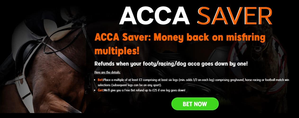 888Sport ACCA Saver Offer