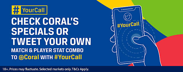 Coral #YourCall
