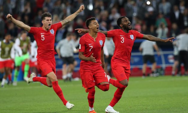UEFA Nations League 3rd Place Play-Off: Switzerland v England 9.6.2019