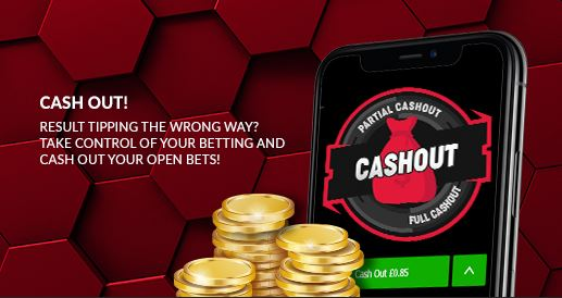 MansionBet Cash Out Feature