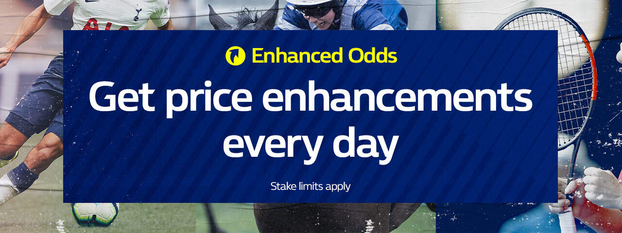 William Hill Enhanced Odds Offer
