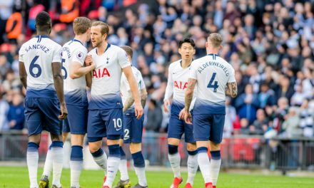 Premier League, Matchday 4: Arsenal – Tottenham 1.9.2019
