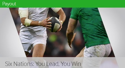 Betway Six Nations - You Lead, You Win
