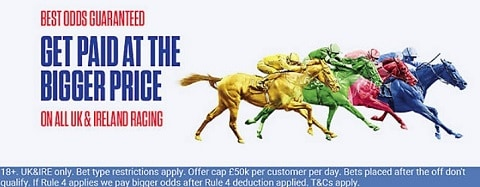 Coral Horse Racing Best Odds Guaranteed