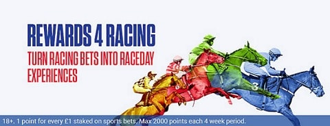 Coral Rewards 4 Racing