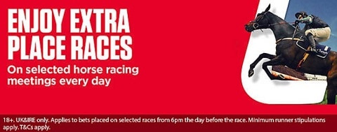 Ladbrokes Extra Place Races