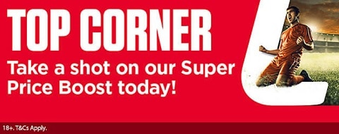 Ladbrokes Super Price Boost