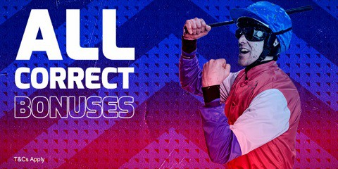 Betfred Horse Racing & Greyhounds - All Correct Bonuses