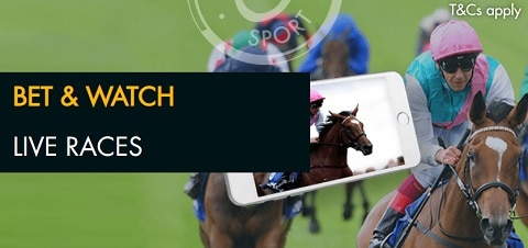 Grosvenor Bet & Watch Live Races