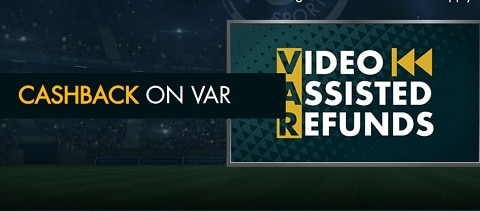 Grosvenor Cashback on VAR
