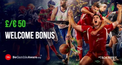 TonyBet Sportsbook Welcome Offer
