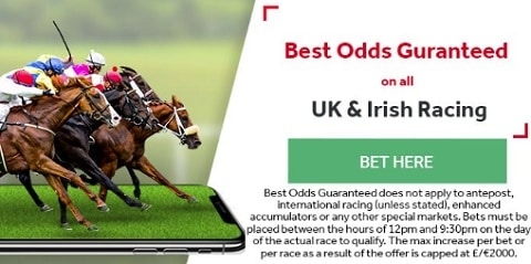 GentingBet Best Odds Guranteed